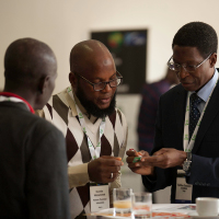 West Africa Fertilizer Forum networking
