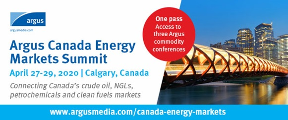 Argus Canada Energy Markets Summit