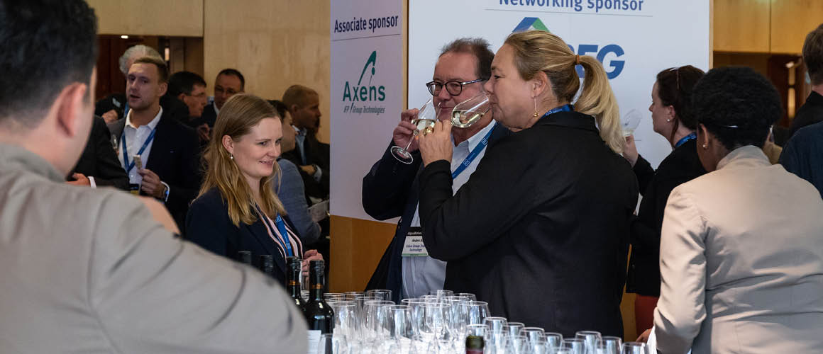 Argus Biofuels drinks reception