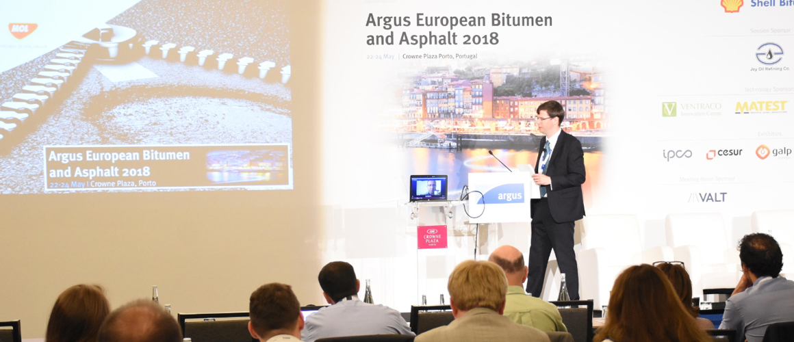 Argus European Bitumen and Asphalt | Argus Media
