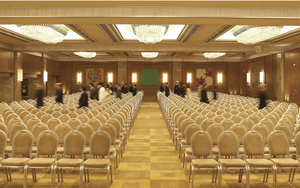 Intercontinental Athens meeting room