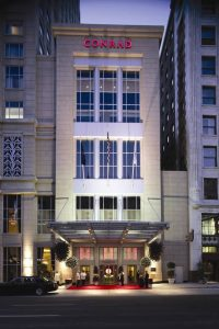 Conrad Indianapolis exterior photo